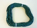 125' Lamp Cord - Green - SPT2 - 10 amp